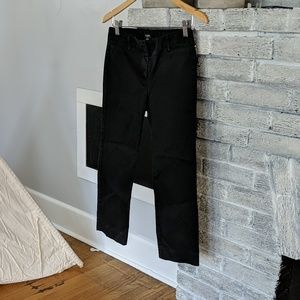 J. Crew Pants - J.Crew dark Navy blue cropped city fit Chino pants